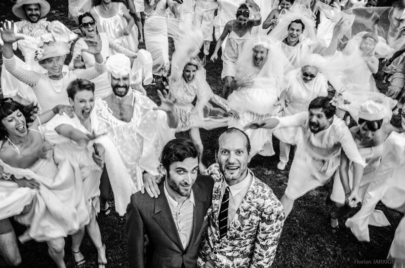 MARIAGES - Alex + Pep - © Florian JARRIGEON - PHOTOGRAPHE - TOURS, 37 Indre-et-Loire, France