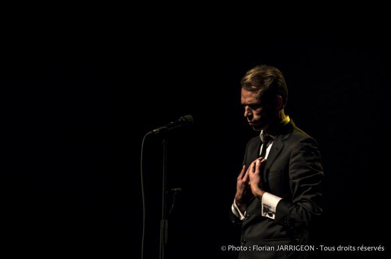 FILIP JORDENS - Filip JORDENS @ ESPACE MALRAUX - © Florian JARRIGEON - PHOTOGRAPHE - TOURS, 37 Indre-et-Loire, France