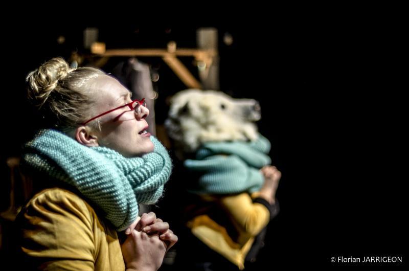 COLLECTIF 23H50 @ VOLAPüK - Les Animaux Inéluctables - Collectif 23H50 - © Florian JARRIGEON - PHOTOGRAPHE - TOURS, 37 Indre-et-Loire, France